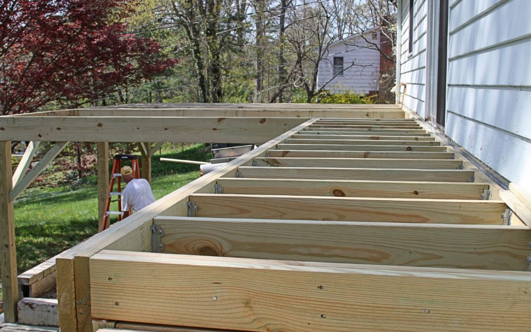 The Best Options When Choosing To Add A Deck Onto Your Home
