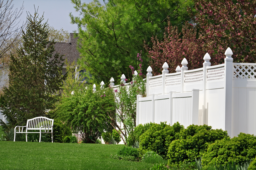 THE 7 LATEST FENCE TRENDS