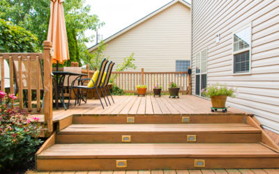 HOW TO TAKE ADVANTAGE OF YOUR BACKYARD