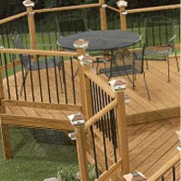 enjoy your patio or deck even more with a custom deck