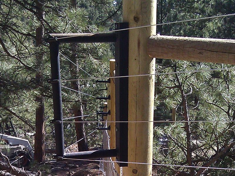 Fort Collins Livestock Fences Installation Altitude Fence