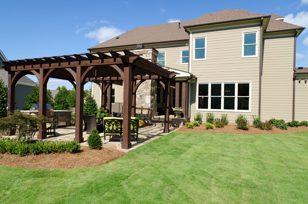 Greeley Wood Pergolas