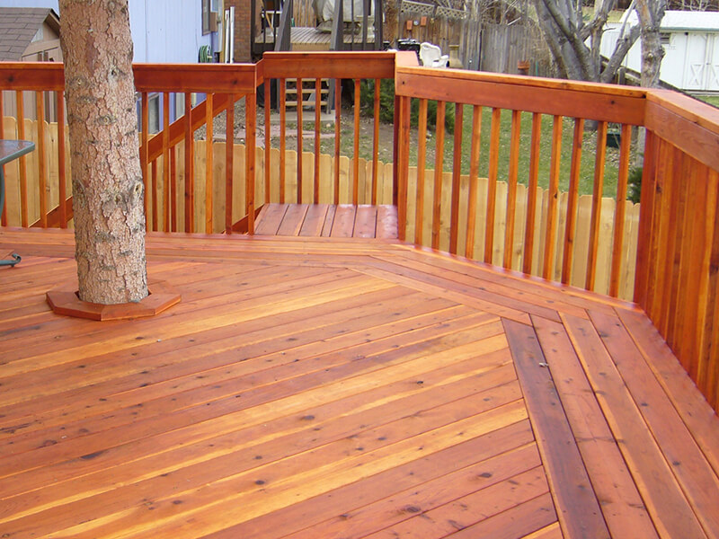 Fort Collins Decks Deck Styles Materials Amp Services