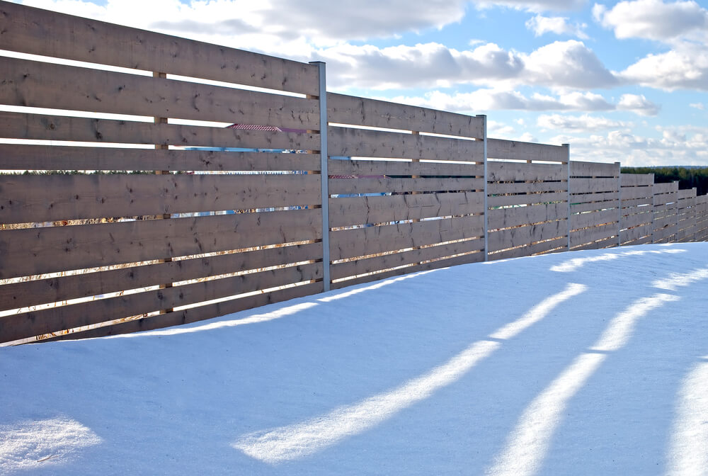 Why Consider Fence Installation in the Winter?