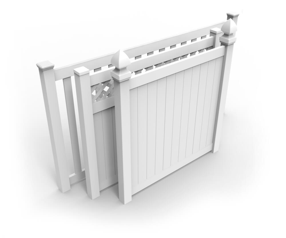 northern colorado vinyl fence packages