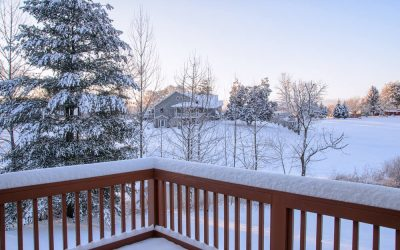 Protecting Your Deck During the Winter